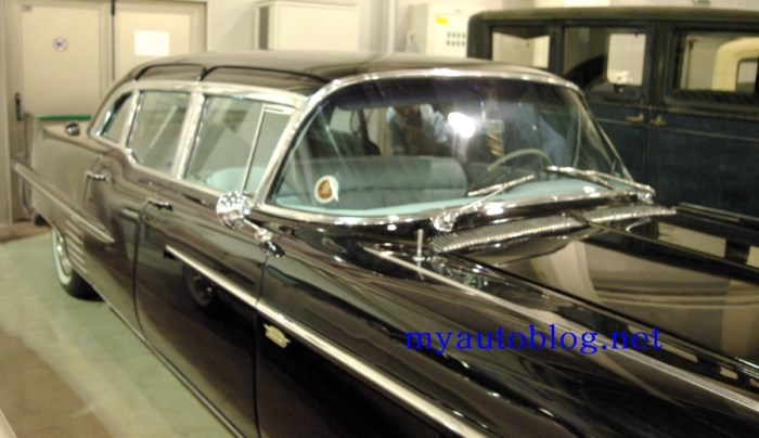 1958-Cadillac Fleetwood Limo 75 series