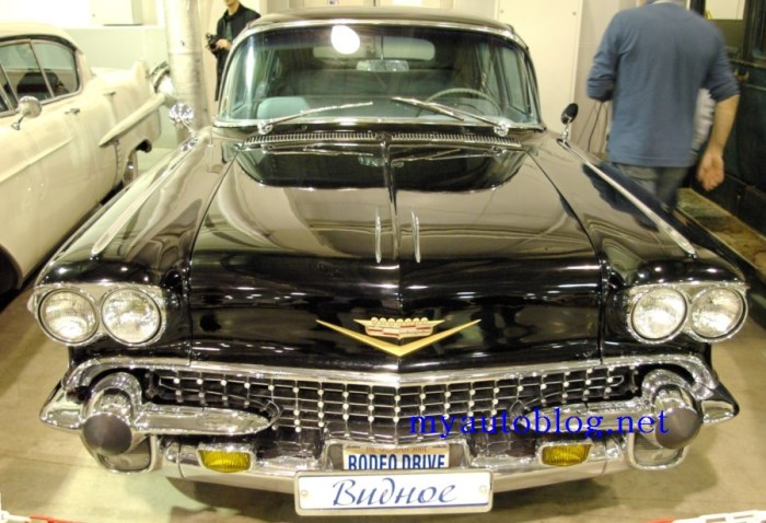 Cadillac Fleetwood Limo 75 series