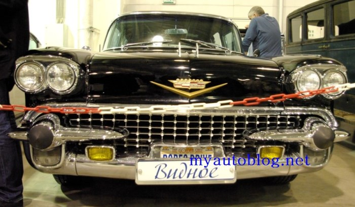 foto-Cadillac Fleetwood Limo 75 series
