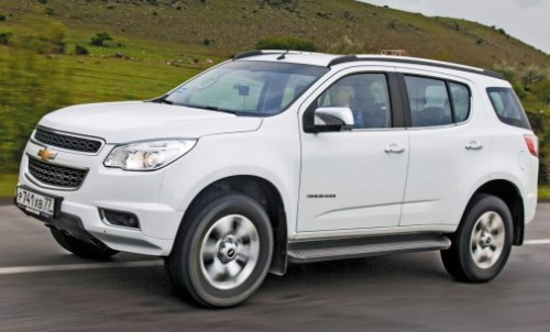 Chevrolet Trailblazer-2014