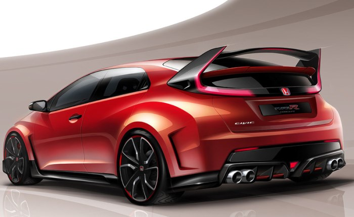 Civic Type R-2015-foto