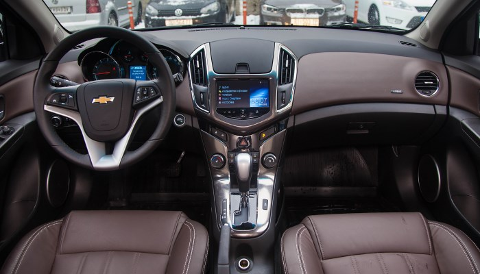 Chevrolet ‎Cruze SW-salon