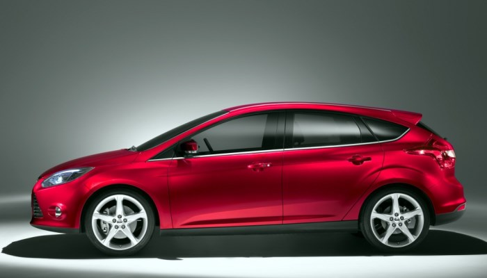 foto-Ford Focus hatchback