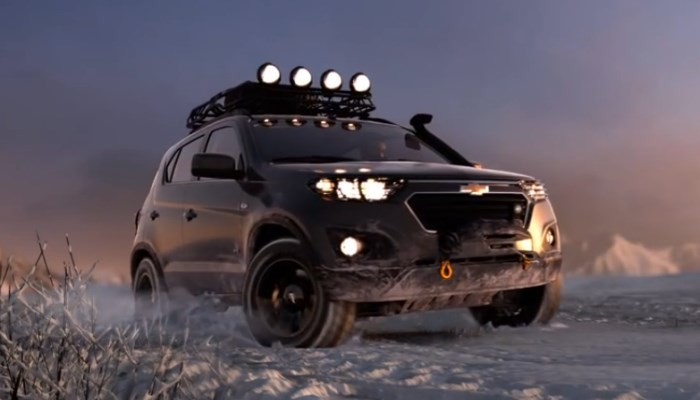 novaya-Chevrolet NIVA-2015-video
