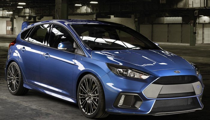 Ford Focus RS-2015