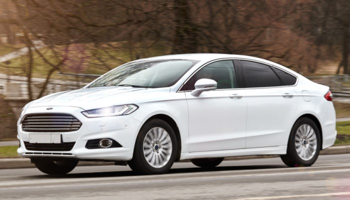 2015-Ford Mondeo