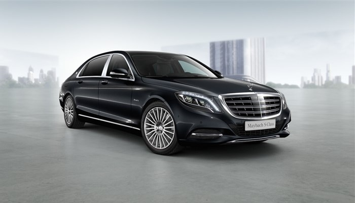 Mercedes-Maybach S400 4Matic
