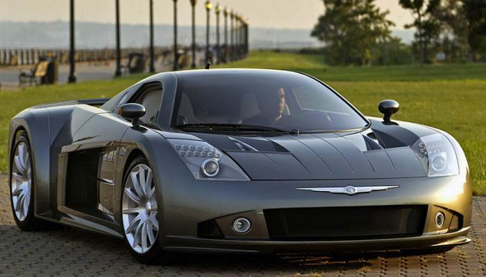 2004 Chrysler ME Four-Twelves