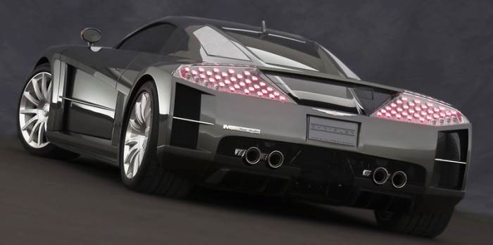 2004 Chrysler ME Four-Twelve Concept top car rating and specifications