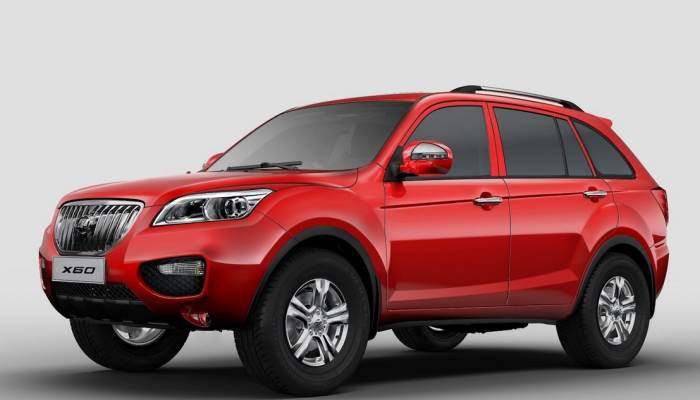 Lifan X60-restailing