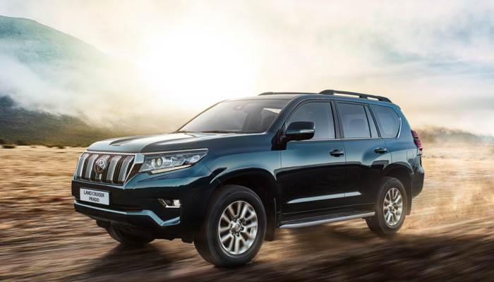 2018-Toyota Land Cruiser Prado
