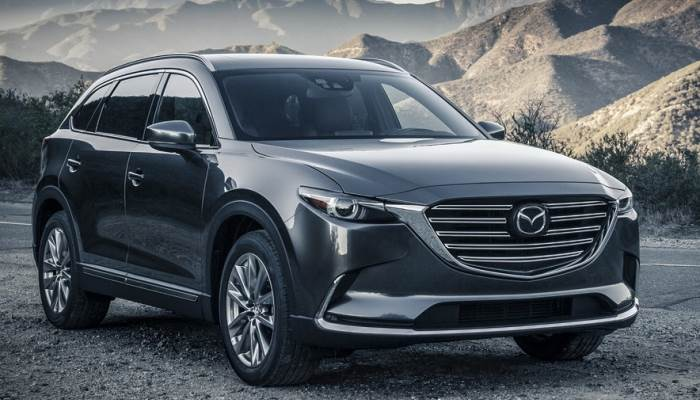 9 2017 mazda cx 9. Black Bedroom Furniture Sets. Home Design Ideas