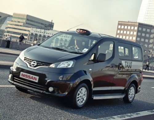 Nissan-NV200-London-Taxi