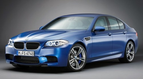 2012 BMW M5 top car rating and specifications