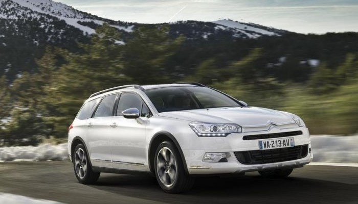 Citroen C5 Cross Tourer-foto