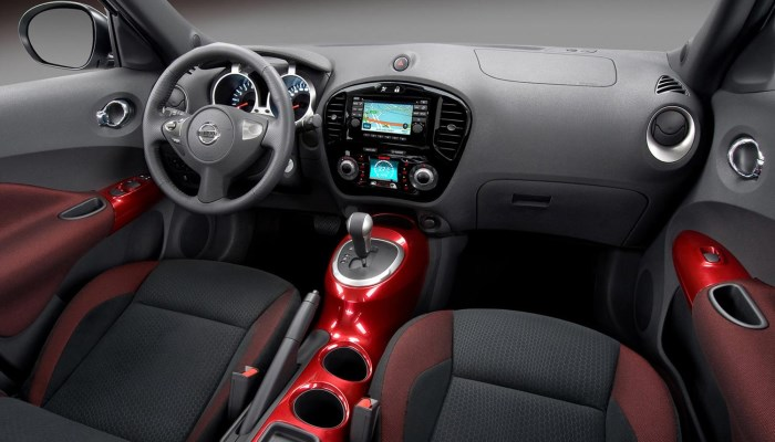 Nissan Juke-salon