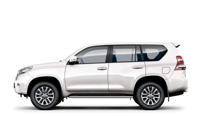 2015-Toyota Land Cruiser Prado