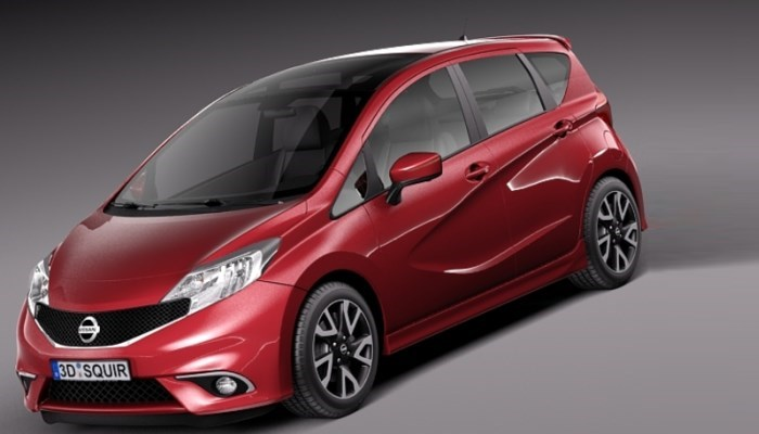 Nissan Note-2015