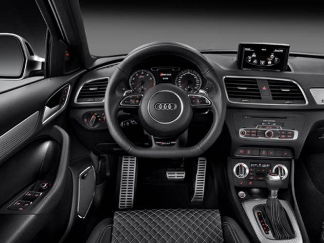 salon-Audi RS Q3