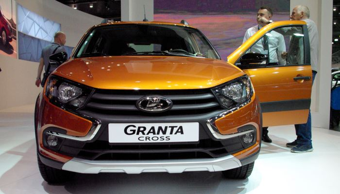 new-Lada Granta Cross-2018-2019
